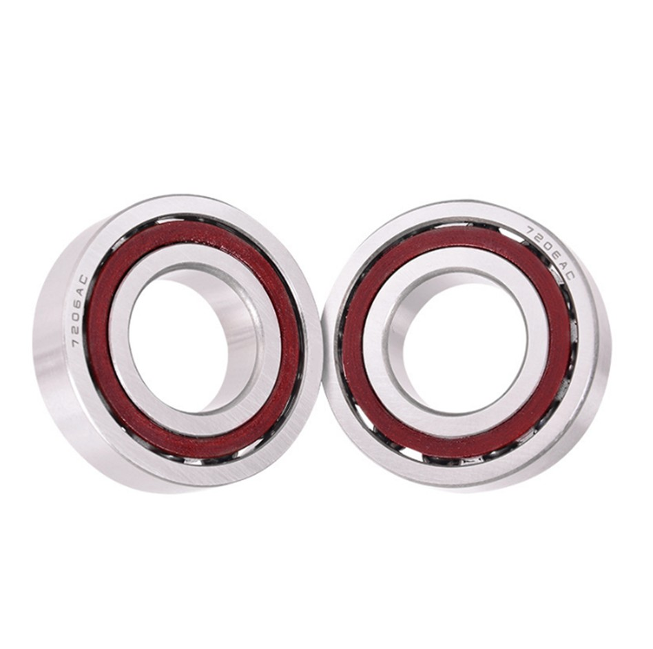 Preload: SKF 7018acegb/p4a-skf double direction angular contact thrust ball bearings